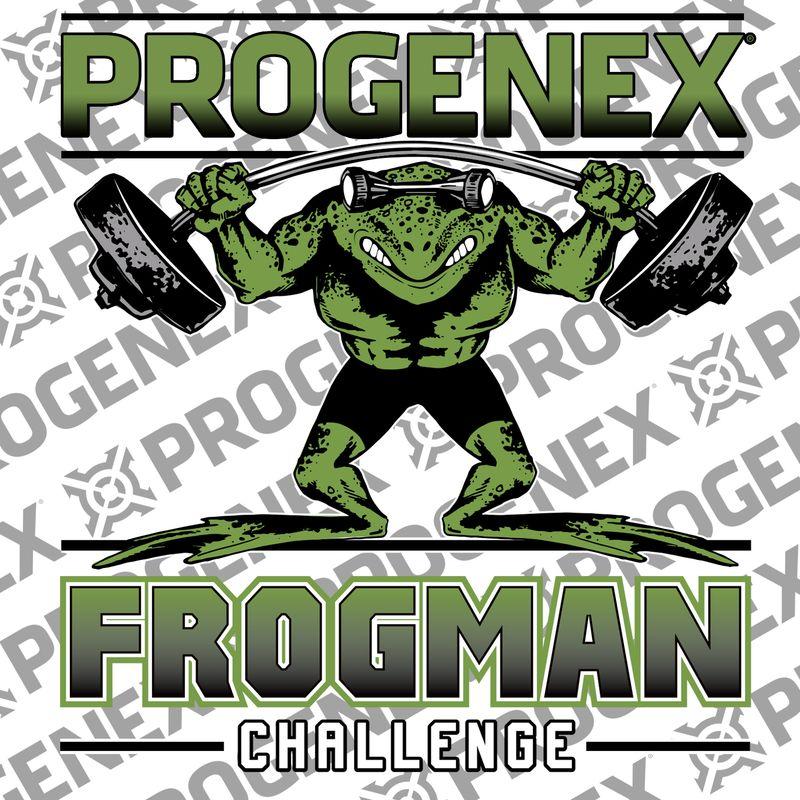 Progenex frogman2